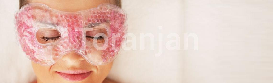 ماسک چشم - ترنجان