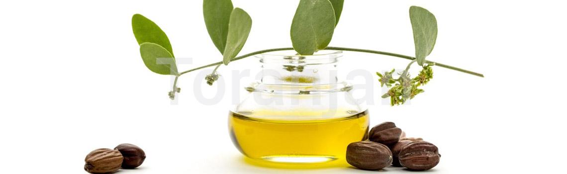 آلوئهورا، روغن جوجوبا و چای سبز - ترنجان