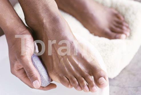 از پاهایتان مراقبت کنید - ترنجان