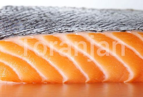 برای داشتن پوستی لطیفتر، سالمون بخورید - ترنجان