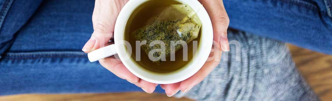 چای سبز - ترنجان