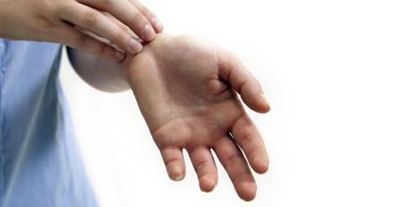 عوارض پوستی و اگزما - ترنجان