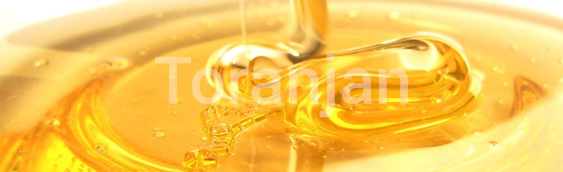 لوسیون پاککننده عسل 100% طبیعی - ترنجان