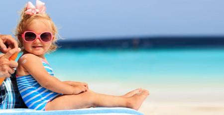 مراقبت از پوست کودک - چگونه از پوست کودک خود در تابستان مراقبت کنیم - ترنجان