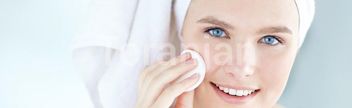 تمیز کردن تنها راه داشتن پوستی بینقص است - ترنجان