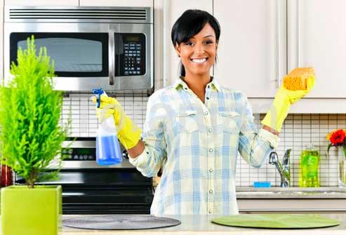 مواد پاککننده خانگی و سلامت - ترنجان
