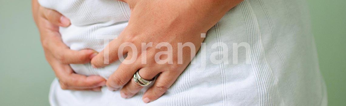 بیماری التهاب روده - ترنجان