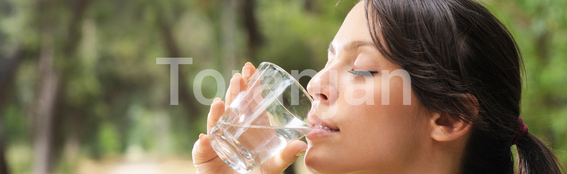 به اندازه کافی آب ننوشیدن - ترنجان
