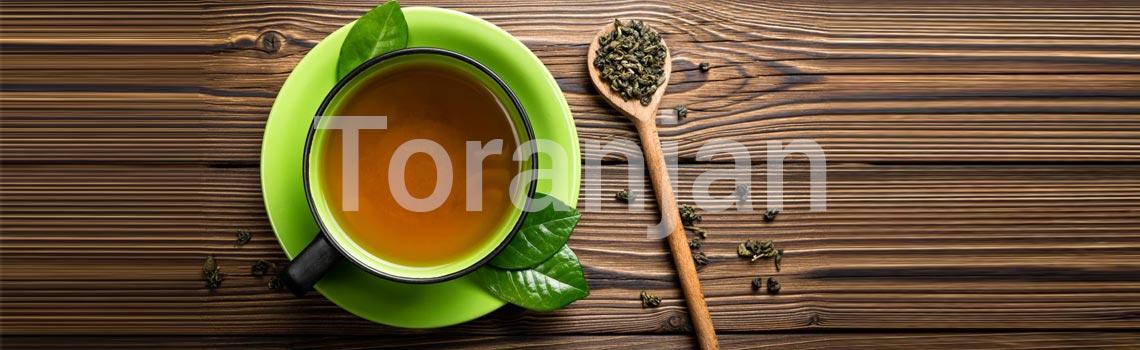 چای سبز بنوشید - ترنجان