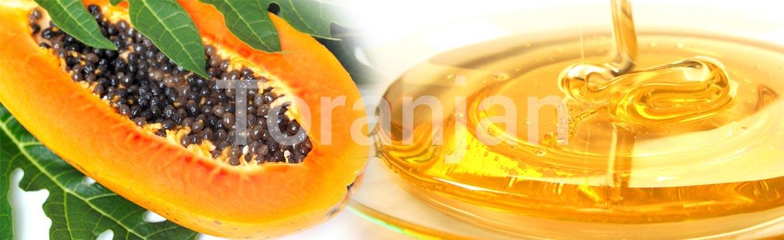 ماسک پاپایا و عسل - ترنجان
