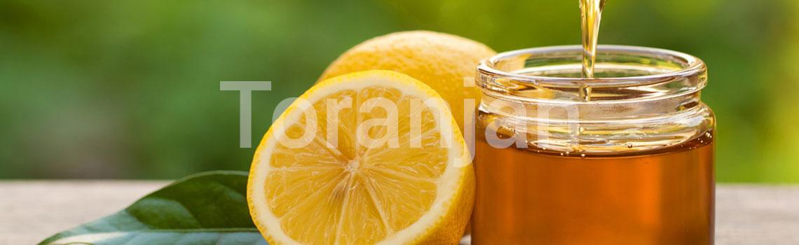 ماسک آبرسان عسل و لیمو برای پوست چرب و ترکیبی - ترنجان