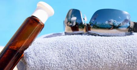 مراقبت در برابر خورشید - از پوستتان در مقابل نور خورشید محافظت کنید - ترنجان