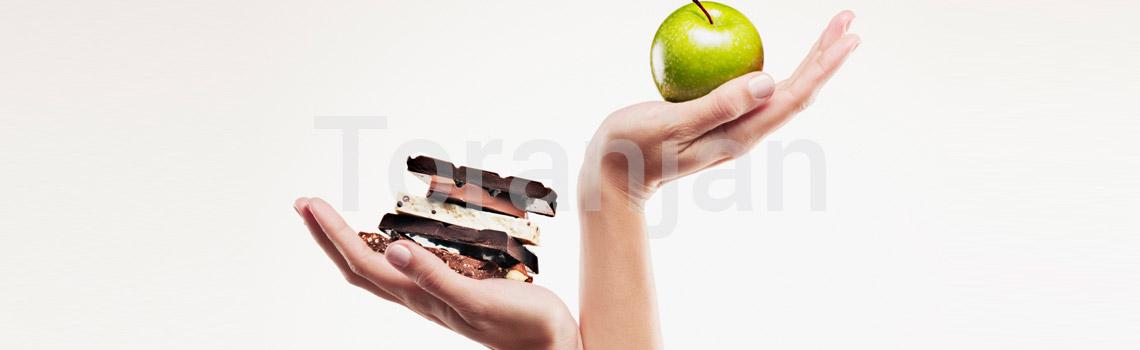 رژیم غذایی - ترنجان