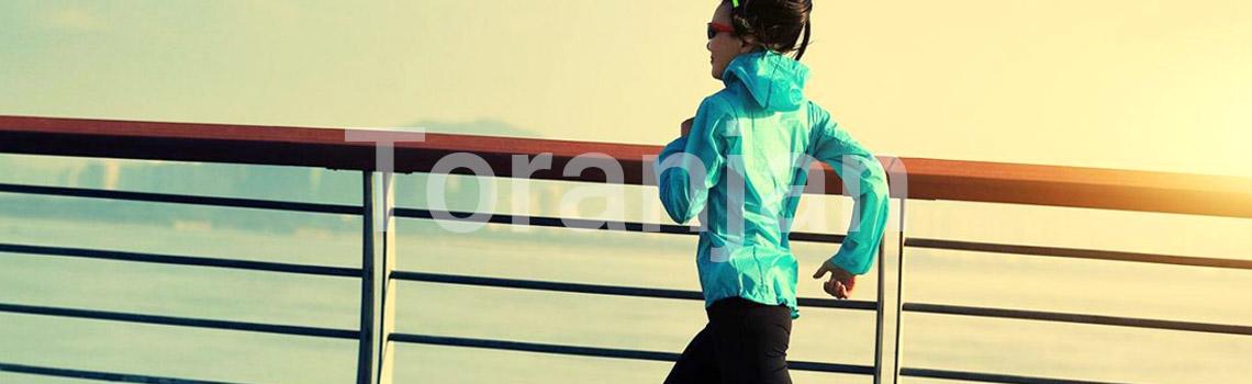 پوشش کامل: پوشش محافظ هنگام ورزش - تجا