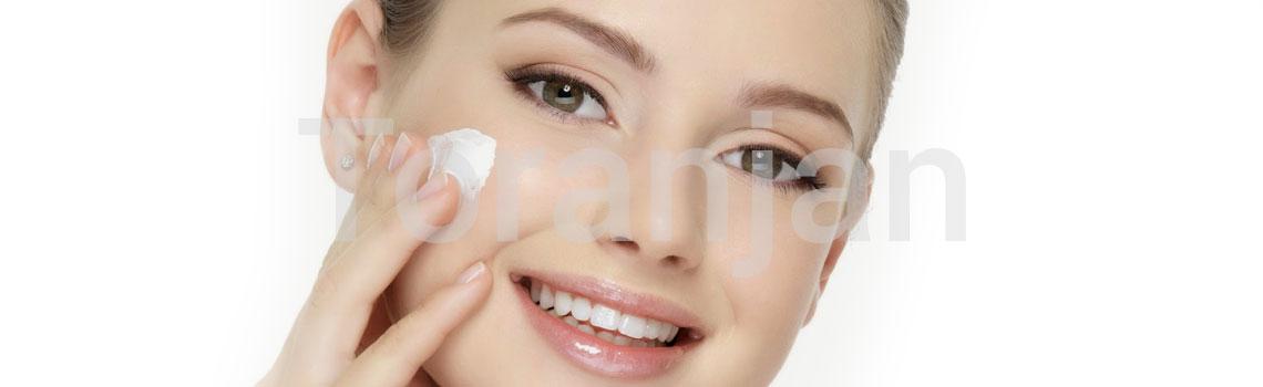 پوستان را با استفاده از مرطوبکننده پر کنید - ترنجان