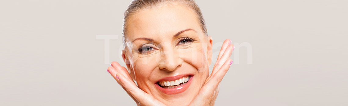 مراقبت از پوست در ۵۰ سالگی - ترنجان