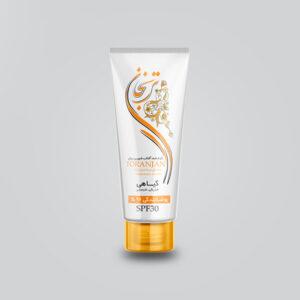 کرم ضد آفتاب گیاهی ترنجان - SPF 30
