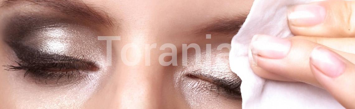 پاککننده طبیعی لب و چشم - ترنجان
