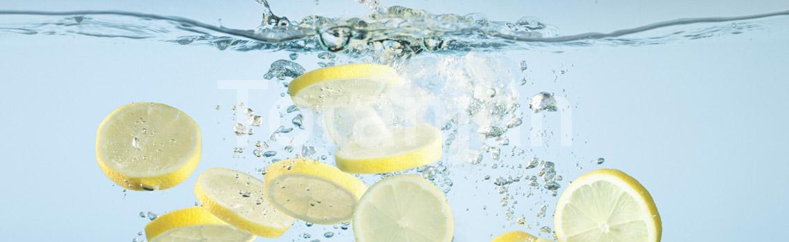 آب لیمو تازه - ترنجان