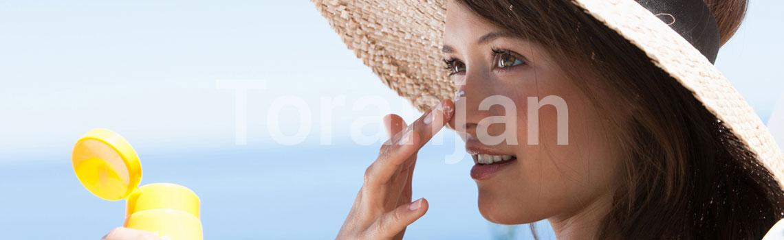 خورشید و پوست - ترنجان
